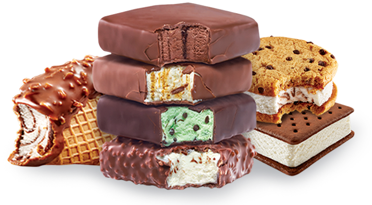 Klondike® Ice Cream Bars, Sandwiches and Donuts