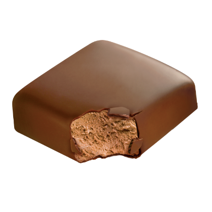 Double Chocolate Ice Cream Bar